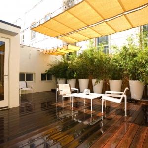تصویر - 7 روش برای داشتن یک حیاط خصوصی تر - معماری