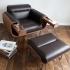 عکس - این صندلی به طور ویژه برای طرفداران سیگار طراحی شده است.