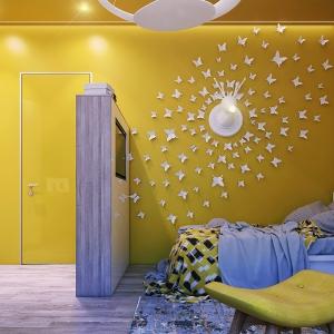 عکس - ایده های خلاقانه دکوراسیون اتاق کودک