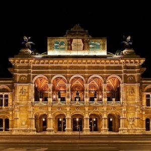 تصویر - مهمترین سالنهای اپرا و تئاتر جهان - معماری