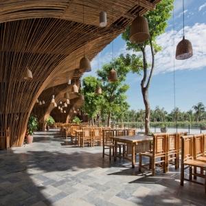 تصویر - رستوران Roc Von ،اثر تیم معماری Vo Trong Nghia ، ویتنام - معماری