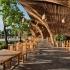 عکس - رستوران Roc Von ،اثر تیم معماری Vo Trong Nghia ، ویتنام