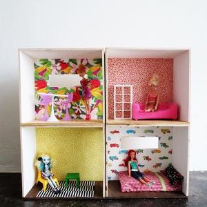تصویر - 10 خانه عروسکی که کودکان را هیجان زده خواهد نمود. - معماری