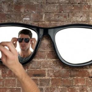 تصویر - آینه های منحصر به فردی که فضا را متحول می کنند. - معماری
