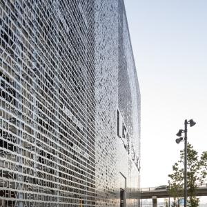 تصویر - تایپوگرافی در پوسته معماری - معماری