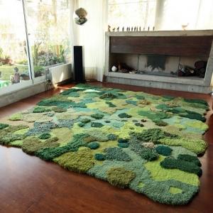 تصویر - آفرینش جنگل در فضای داخلی - معماری