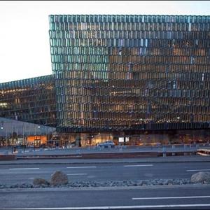 تصویر - کنسرتهال هارپا ،معماری همگون با محیط - معماری