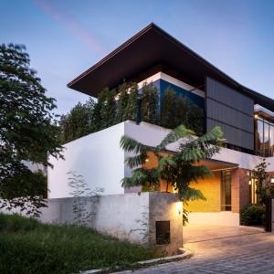 عکس - خانه Nichada ، اثر تیم معماری Alkhemist ،تایلند