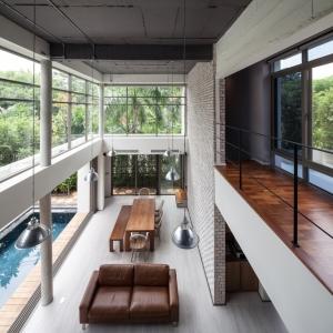 تصویر - خانه Nichada ، اثر تیم معماری Alkhemist ،تایلند - معماری