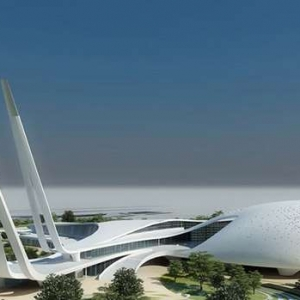 عکس - دانشگاه مطالعات اسلامی QFIS ، اثر تیم معماری RHWL ، قطر