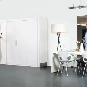 تصویر - سونایی که بسته به ابعاد خانه تغییر سایز می یابد. - معماری