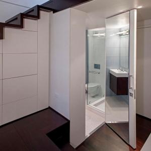 تصویر - تصاویر قبل و بعد از بازسازی آپارتمانی در منهتن - معماری