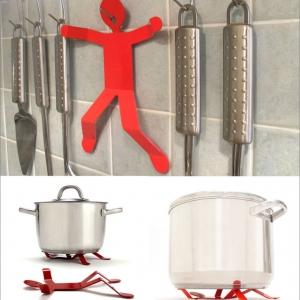 تصویر - 15 گجت آشپزخانه عجیب اما کاربردی  - معماری