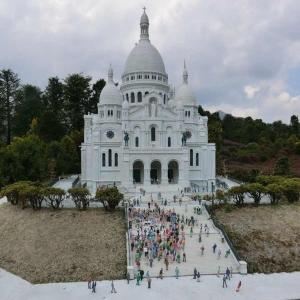 تصویر - پارکی با تمام عجایب توریستی دنیا در ژاپن - معماری