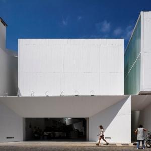 تصویر - بازار شهری Abrantes ، اثر تیم معماری ARX Portugal ، پرتغال - معماری