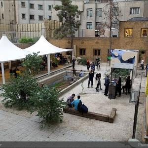 تصویر - اولین دوسالانه معماری تهران افتتاح شد - معماری