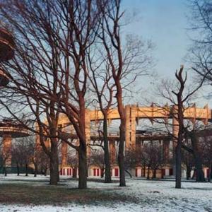 تصویر - اتوپیای گمشده ، تصویر سورئال بناهای از یاد رفته - معماری