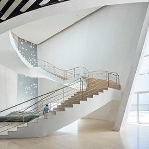 تصویر - موزه مجسمه با کانسپت سبک باروک - معماری