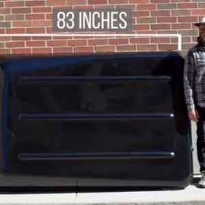 تصویر - پوسته سختی که به چادری برای خواب بر روی اتومبیل تبدیل می شود. - معماری