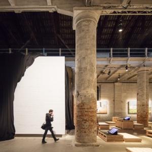 تصویر - نگاه اول , بخش نمایشگاهی پانزدهمین دوسالانه معماری ونیز به روایت تصویر - معماری