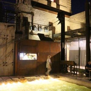 تصویر - نگاهی به گالری تاروپود زمان در شیراز - معماری