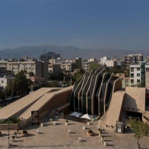 عکس - نگاهی به مجتمع فرهنگی مذهبی امام رضا در تهران