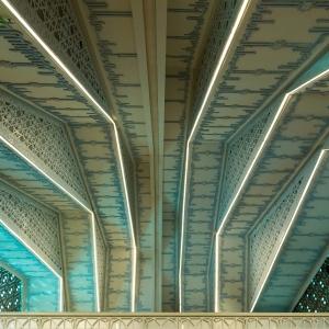 تصویر - نگاهی به مجتمع فرهنگی مذهبی امام رضا در تهران - معماری