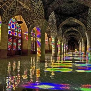 تصویر - جزییات جدید از سرقت مسجد نصیرالملک - معماری