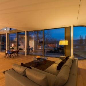 تصویر - ساختمان مسکونی Flexhouse ، اثر تیم معماری Evolution Design ، سوئیس - معماری