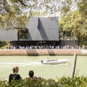 تصویر - گزارش یورونیوز از نمایشگاه دوسالانه معماری ونیز - معماری