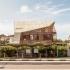 عکس - پوسته منحصر به فرد نما از چوب ساج ، اثر تیم طراحی Aamer Architects ، سنگاپور