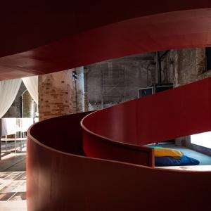 تصویر - پیاده راه معلق در بینال ونیز 2016 - معماری