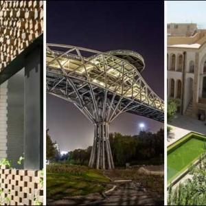 تصویر - رقابت نامزدهای ایرانی جایزه آقاخان با زاها حدید و بیاركه اینگلس - معماری
