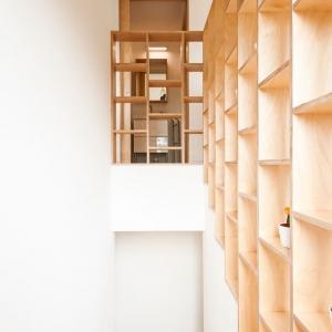 تصویر - ساختمان مسکونی Cinema House ، اثر تیم معماری UTAA ، کره جنوبی - معماری
