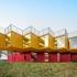 عکس - پاویون Container Stack Pavilion ، اثر تیم معماری People Architecture ، چین