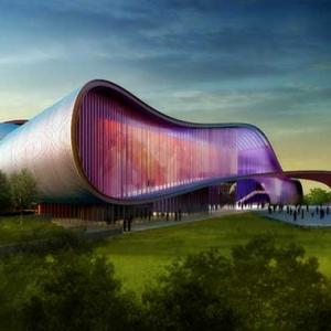 تصویر - موزه بالیوود، پاسخ عاطفی به سینمای هند - معماری