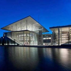 تصویر - رنزو پیانو و طراحی مجموعه فرهنگی در آتن - معماری
