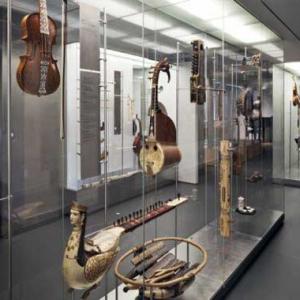 عکس - موزه موسیقی کپنهاگ، تفسیری مدرن از عناصر معماری
