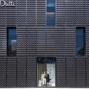 تصویر - فروشگاه Massimo Dutti ، اثر تیم طراحی Sordo Madaleno ، مکزیک - معماری