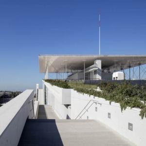 عکس - مرکز بنیاد فرهنگی Stavros Niarchos ، اثر تیم طراحی Renzo Piano Building Workshop ، یونان