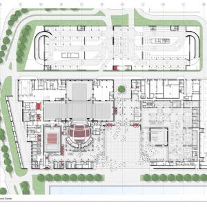 تصویر - مرکز بنیاد فرهنگی Stavros Niarchos ، اثر تیم طراحی Renzo Piano Building Workshop ، یونان - معماری
