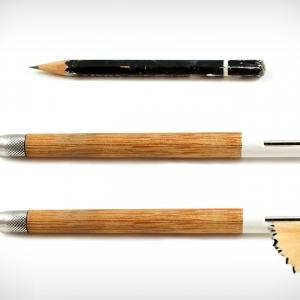 عکس - خلاقیت در طراحی ،نگهدارنده مداد