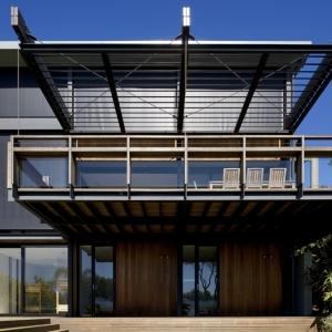 تصویر - خانه مسکونی Surf Road ، اثر تیم معماری Nick Bell D&A ، استرالیا - معماری