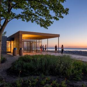 تصویر - پارک Rosewood ، اثر تیم معماری Woodhouse Tinucci ، آمریکا - معماری