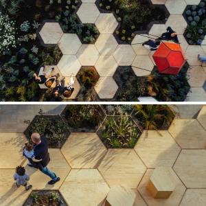تصویر - فضای شهری خلاقانه در Favara ایتالیا - معماری