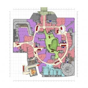 تصویر - مرکز شهر و منطقه تجاری Parc Central ، اثر تیم طراحی Benoy ، چین - معماری