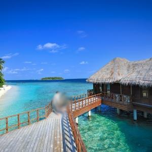 تصویر - هتل Bandos Maldives ، هتلی به وسعت یک جزیره ، مالدیو - معماری