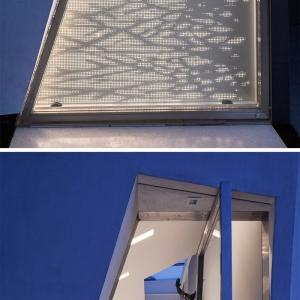 تصویر - ایده ای برای طراحی درب ورودی - معماری