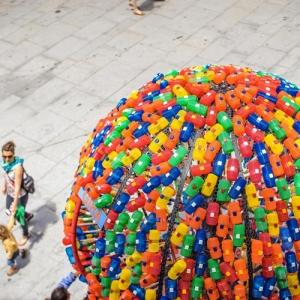 تصویر - چرخ و فلک GIRA ,ایده ای خلاقانه در محیط شهری - معماری