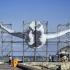 عکس - مداخله شهری   جی. آر   این بار در حاشیه بازیهای المپیک